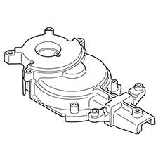 Makita 140604-7 GEAR HOUSING CPL., HHU01Image