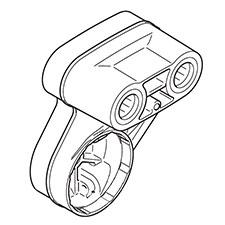 Makita 140609-7 ARM CPL., LXSL01Image