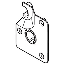 Makita GM00000630 BULB HOLDER, BML240Image