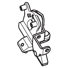 Milwaukee 14-67-0265 Bevel Bracket AssemblyImage
