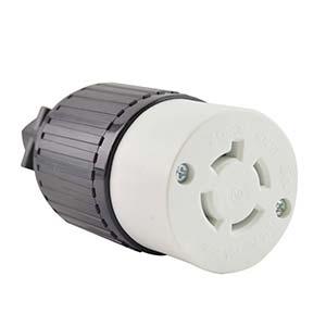 Superior Electric 099461755185 Twist Lock Electrical Receptacle 4P 20A 250V - NEMA L15-20CImage