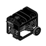 Briggs and Stratton Generators Parts Briggs and Stratton 030209-1 Parts