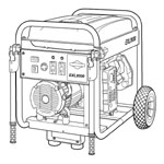 Briggs and Stratton Generators Parts Briggs and Stratton 030244-0 Parts