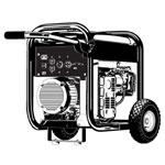 Briggs and Stratton Generators Parts Briggs and Stratton 030342-0 Parts