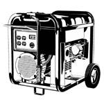 Briggs and Stratton Generators Parts Briggs and Stratton 030348-0 Parts