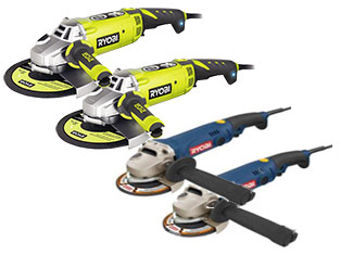 Ryobi Angle Grinder Parts Electric Angle Grinder Parts