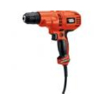 Black and Decker Electric Drill & Driver Parts Black and Decker 1166-36-Type-100 Parts