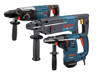 Bosch Rotary Hammer Parts Electric Rotary Hammer Parts