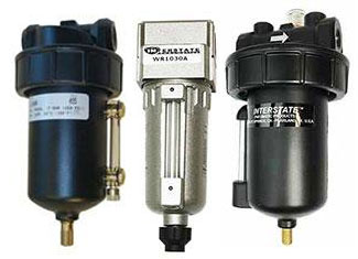 Interstate Pneumatics Pneumatic Tool Accessories Air Tool Lubricators
