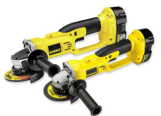 DeWalt Grinder Parts Cordless Grinder Parts