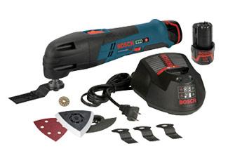 Bosch Oscillating and Cutoff Tool Parts Cordless Oscillating Parts