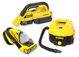 DeWalt Blower & Vacuum Parts Cordless Blower & Vacuum Parts