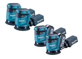 Makita Sander & Polisher Parts Cordless Sander & Polisher Parts