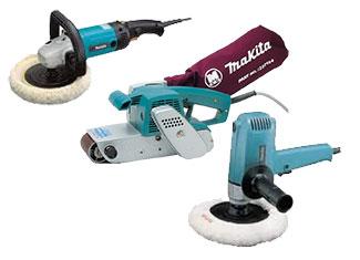 Makita Sander & Polisher Parts Electric Sander & Polisher Parts