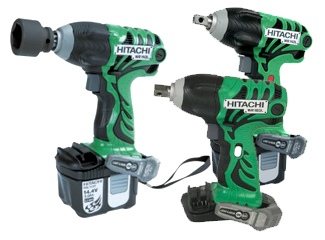 Hitachi Impact Wrench & Driver Parts Cordless Impact Wrenches & Driver Parts