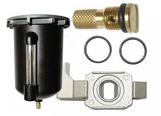 Interstate Pneumatics Pneumatic Tool Accessories FRL Parts