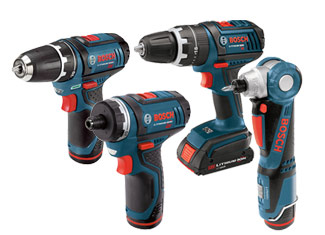 Bosch Drill & Driver Parts Cordless Drill & Driver Parts