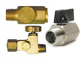 Interstate Pneumatics Pneumatic Tool Accessories Valves