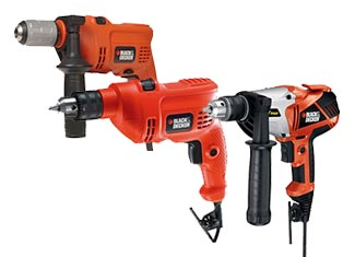 Black and Decker Drill & Driver Parts Electric Drill & Driver Parts
