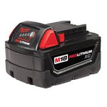 Milwaukee Battery and Charger parts Milwaukee 48-11-1828-(B41A) Parts