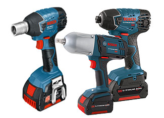 Bosch Impact Wrench Parts Cordless Impact Wrench Parts