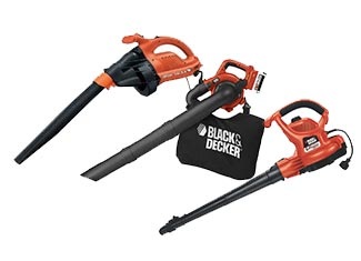Black and Decker Blower & Vacuum Parts Electric Blower & Vacuum Parts