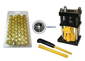 Interstate Pneumatics Pneumatic Tool Accessories Ferrules & Crimping Tools