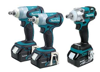 Makita Impact Wrench & Driver Parts Cordless Impact Wrench & Driver Parts