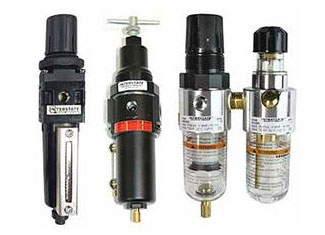 Interstate Pneumatics Pneumatic Tool Accessories Filter / Regulator / Lubricator Combo Sets