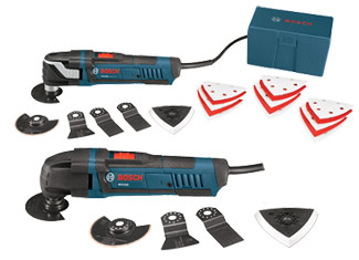 Bosch Oscillating and Cutoff Tool Parts Electric Oscillating Tool Parts