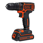 Black and Decker Cordless Drill & Driver Parts Black and Decker BDCDD120C-Type-1 Parts