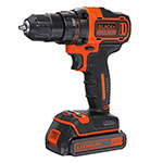 Black and Decker Cordless Drill & Driver Parts Black and Decker BDCDD220C-Type-1 Parts