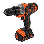 Black and Decker Cordless Drill & Driver Parts Black and Decker BDCDMT120C-Type-1 Parts