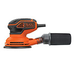 Black and Decker Electric Sanders/Polishers Parts Black and Decker BDERO600-Type-1 Parts