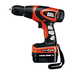 Black and Decker Cordless Drill & Driver Parts Black and Decker BDG1200K-Type-1 Parts