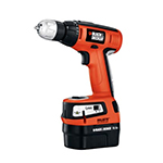 Black and Decker Cordless Drill & Driver Parts Black and Decker BDGL14K-2-Type-1 Parts