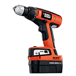 Black and Decker Cordless Drill & Driver Parts Black and Decker BDGL18K-2-Type-1 Parts