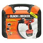 Black and Decker Cordless Drill & Driver Parts Black and Decker CD1200K-Type-2 Parts