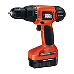 Black and Decker Cordless Drill & Driver Parts Black and Decker CD120S-Type-2 Parts