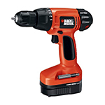 Black and Decker Cordless Drill & Driver Parts Black and Decker CD140S-Type-1 Parts