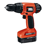 Black and Decker Cordless Drill & Driver Parts Black and Decker CD142SK-Type-1 Parts