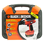 Black and Decker Cordless Drill & Driver Parts Black and Decker CD1440K-Type-1 Parts