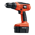 Black and Decker Cordless Drill & Driver Parts Black and Decker CD1440SKA-Type-1 Parts
