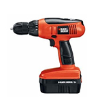 Black and Decker Cordless Drill & Driver Parts Black and Decker CD1800SKA-Type-1 Parts