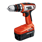 Black and Decker Cordless Drill & Driver Parts Black and Decker CD182K-2-Type-1 Parts