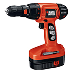 Black and Decker Cordless Drill & Driver Parts Black and Decker CD18GSRK-Type-1 Parts