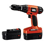 Black and Decker Cordless Drill & Driver Parts Black and Decker CD18SRK-2-Type-2 Parts
