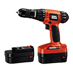 Black and Decker Cordless Drill & Driver Parts Black and Decker CD18SRK-2-Type-4 Parts