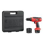 Black and Decker Cordless Drill & Driver Parts Black and Decker CD231K-Type-2 Parts