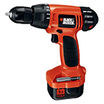 Black and Decker Cordless Drill & Driver Parts Black and Decker CD9602K-Type-1 Parts